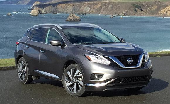 Nissan Murano 2015: quelle beauté