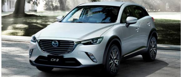 Mazda CX-3 2016 – Le petit nouveau de la famille des VUS de Mazda