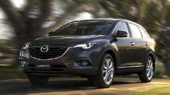 Mazda CX-9 2015 - Aucun compromis