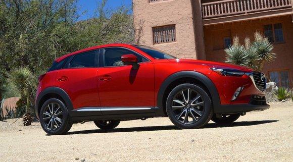 Mazda CX-3 2016: en contrôle