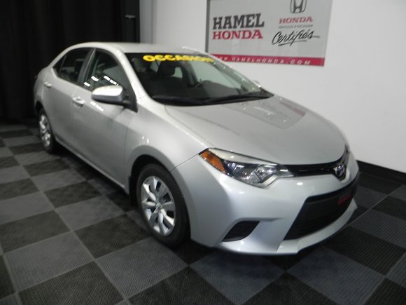Toyota Corolla LE Automatique 2014
