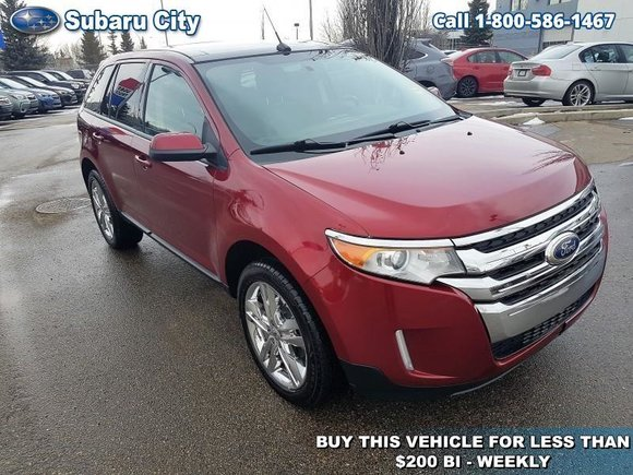 2013 Ford Edge SEL,LEATHER,NAVIGATION,SUNROOF,BACK UP CAMERA,AIR,TILT,CRUISE,PW,PL,LOCAL TRADE!!!!!