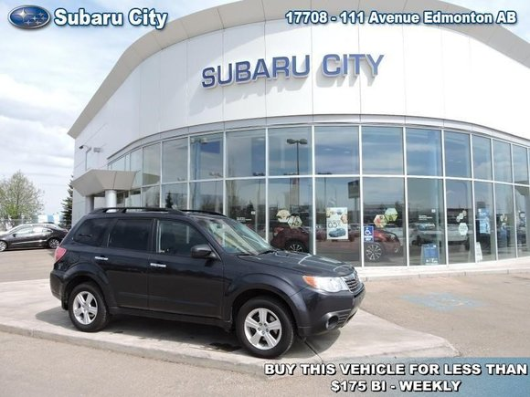 2009 Subaru Forester 2.5i Touring