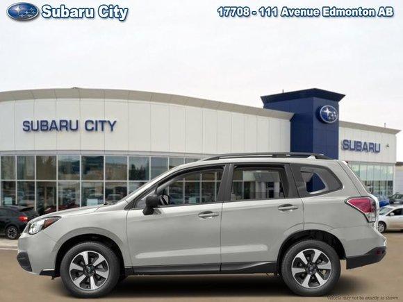 2017 Subaru Forester 2.5i