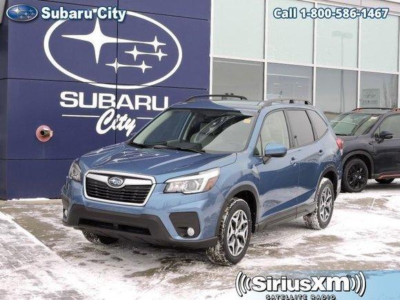 2019 Subaru Forester Convenience CVT