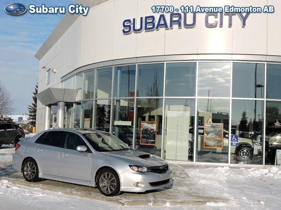 2009 Subaru Impreza WRX 265