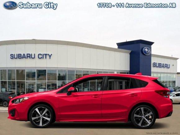 2017 Subaru Impreza Sport-Tech
