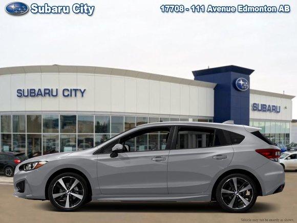 2018 Subaru Impreza 5-dr Sport MT