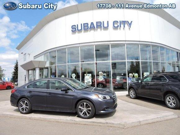 2017 Subaru Legacy 2.5i Limited w/ Technology