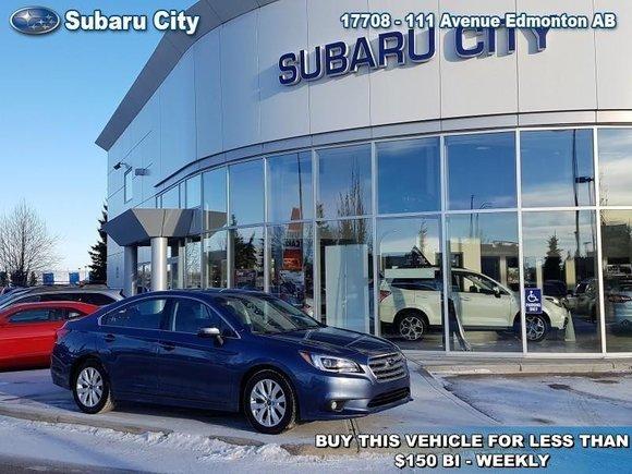 2017 Subaru Legacy 2.5i Touring CVT