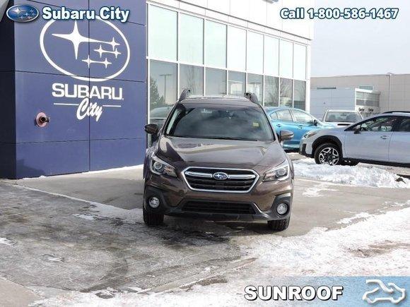 2019 Subaru Outback 2.5i Limited CVT
