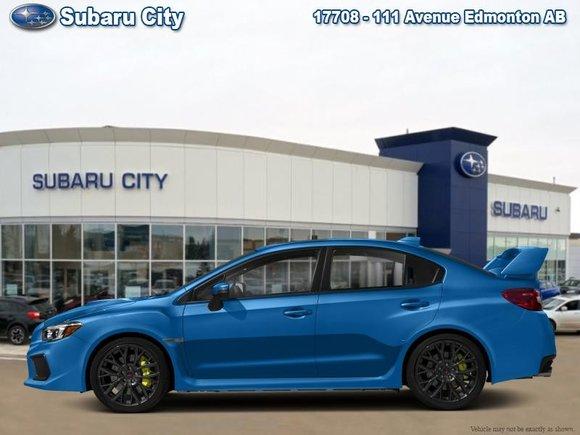 2018 Subaru WRX STI Sport-tech w/Lip Spoiler