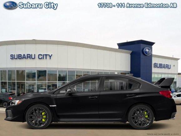 2019 Subaru WRX STI Base