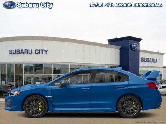 2019 Subaru WRX STI Sport MT