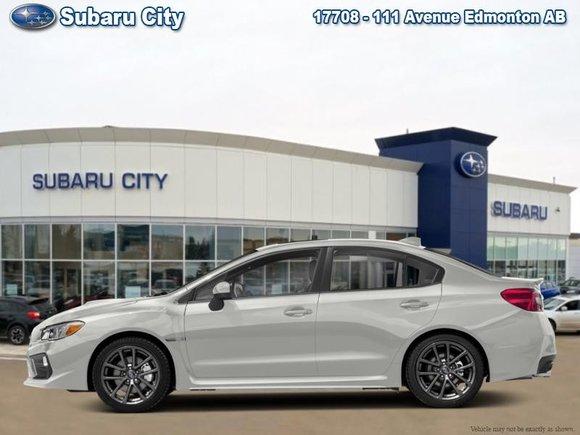 2018 Subaru WRX Sport-Tech CVT
