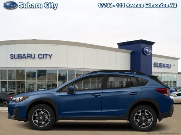 2018 Subaru Crosstrek Limited w/Eyesight