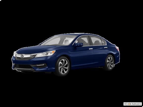 2017 Honda Accord Sedan EX-L