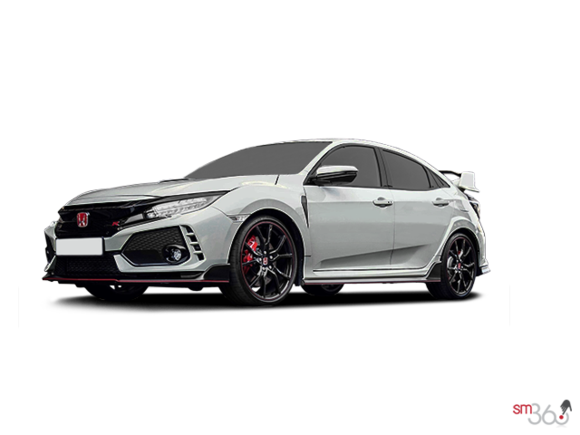 2017 Honda CIVIC HB TYPE R