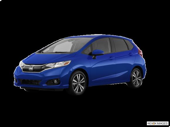 2018 Honda Fit EX-L Navi