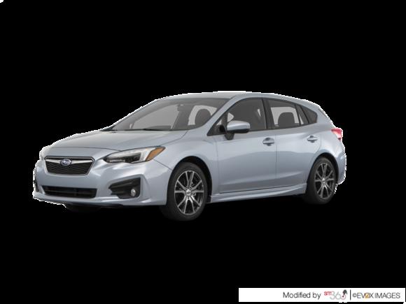 2018 Subaru Impreza 5-dr Sport-Tech AT