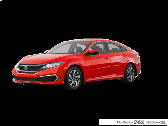 2019 Honda CIVIC SDN EX EX