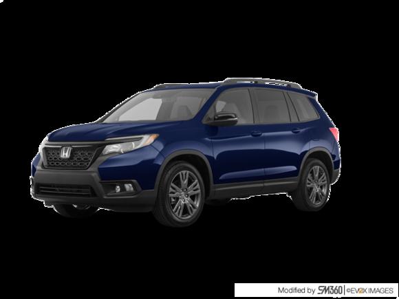 2019 Honda PASSPORT EX-L EX-L