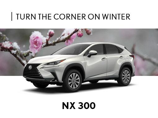 New Lexus NX Deals in Montreal