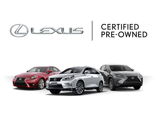Learn More About The Lexus Certified Pre-Owned Program