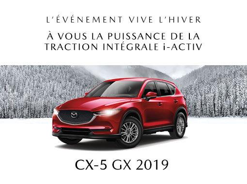 Mazda CX-5 neuf en promotion à Lachine