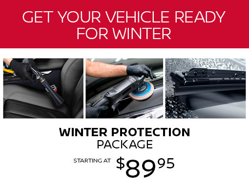 Winter protection package