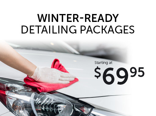 Brilliant Offers on our Detailing Packages