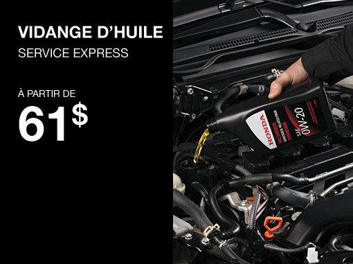 Changement D Huile >> Promotion Vidange D Huile Et Changement De Filtre