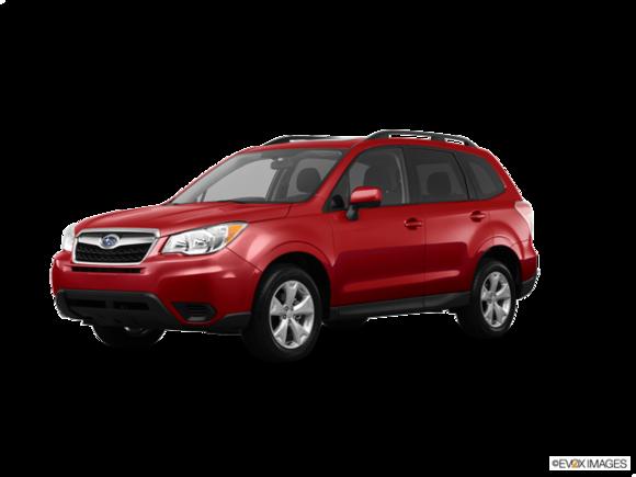 Subaru City 2016 Subaru Forester Convenience For Sale In Edmonton