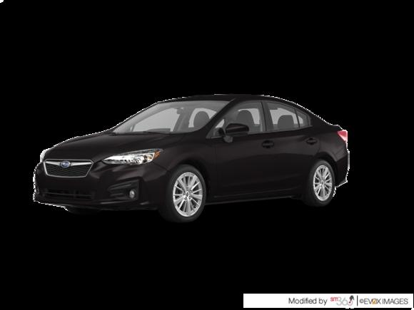 2018 Subaru Impreza 4-door 2.0i TOURING