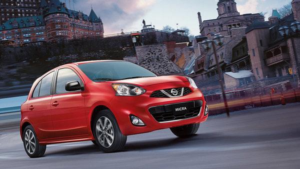 La Nissan Micra 2015 : une citadine fougueuse, pour toutes les bourses