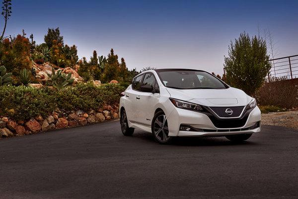 Tout ce qu'il faut savoir sur la Nissan Leaf 2018
