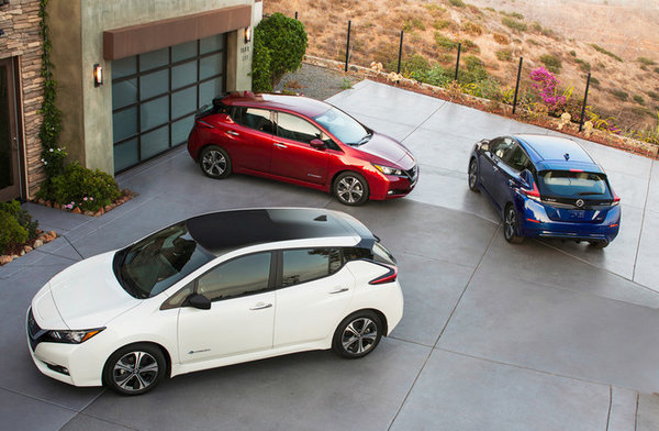 Nissan Leaf 2018 ou Kia Soul EV : comment choisir?