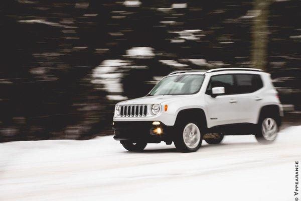 2016 Jeep Renegade: Fresh Italian Blood