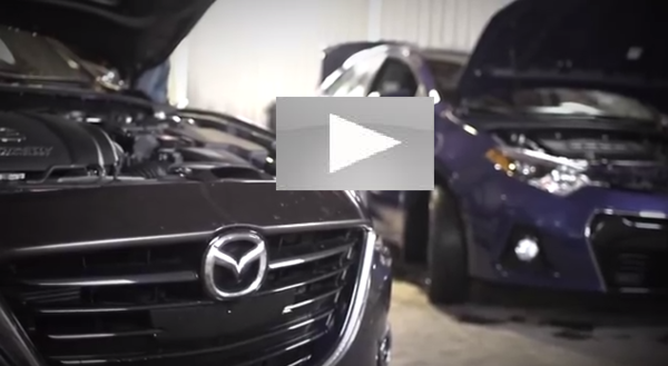 Mazda3 - Match comparatif du Guide de l'Auto