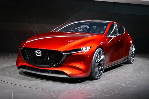 Deux concepts impressionnants pour Mazda au Salon de l'auto de Tokyo