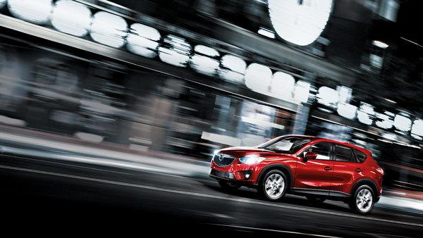 Les ventes de Mazda augmentent en mars