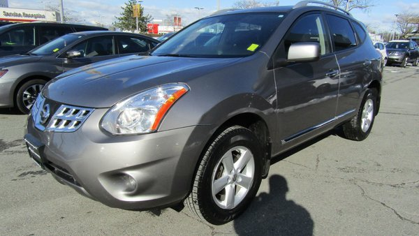 2013 Nissan Rogue AWD S Special Edition