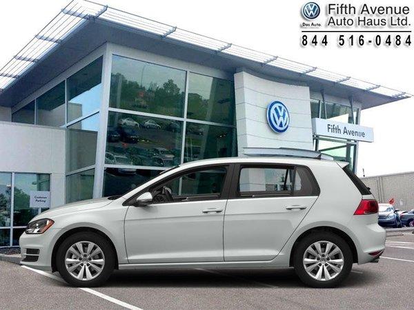 2015 Volkswagen Golf 2.0 TDI Comfortline  - Certified - $161.07 B/W