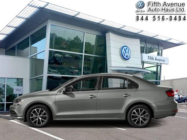 2015 Volkswagen Jetta 2.0 TDI Trendline+  - $149.98 B/W