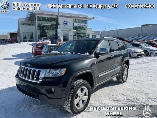 2011 Jeep Grand Cherokee Limited  - Sunroof -  Cooled Seats - $228.77 B/W