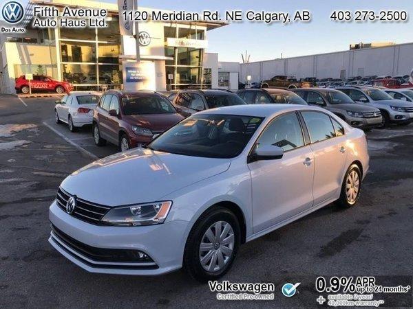 2017 Volkswagen Jetta Trendline +  - Certified - $114.97 B/W