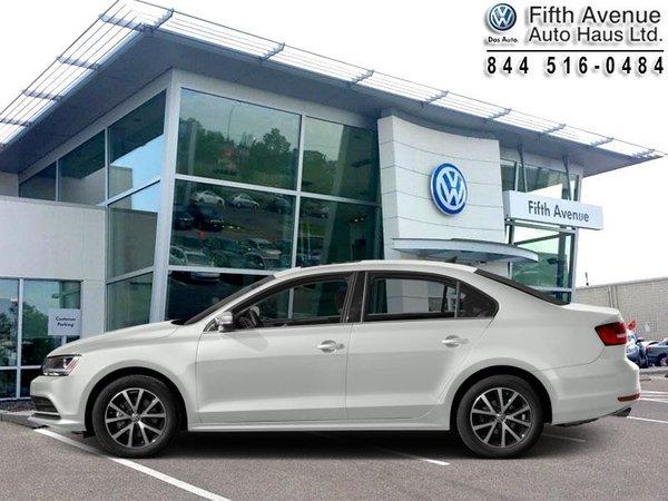 2017 Volkswagen Jetta Trendline +  - Certified - $121.42 B/W