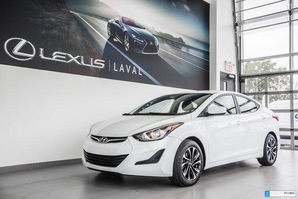 2015 Hyundai Elantra GL + AUTO. + A/C + Seulement 15648 KM