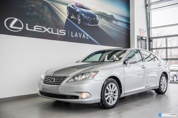 Lexus ES 350 Premium-Navigation-Caméra. 2012