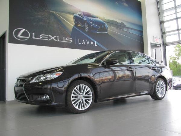 Lexus ES 350 TECHNOLOGIE-GPS-TOIT PANO 2014